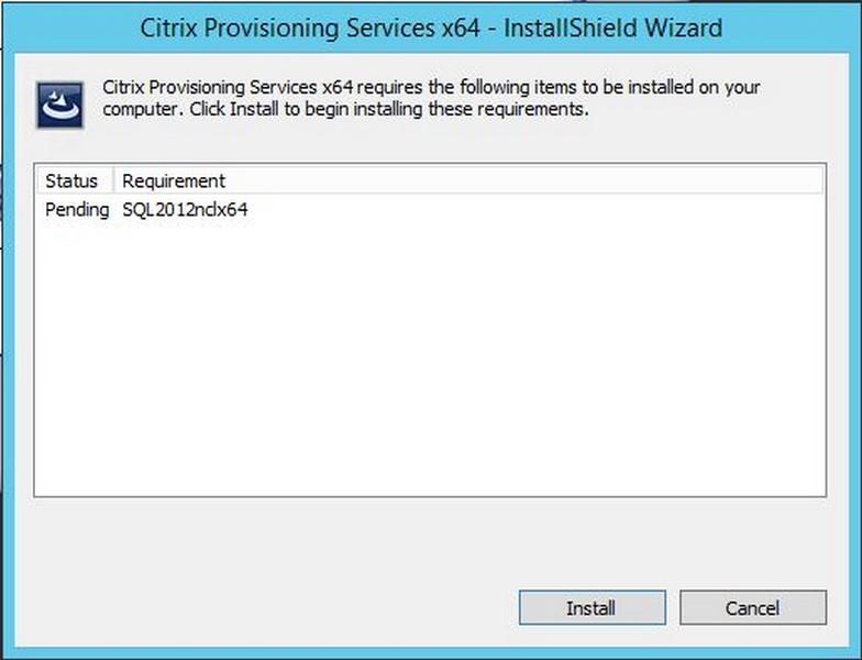 Basic setup Citrix Provisioning Services 7 6 - Vikash Pragmatic IT