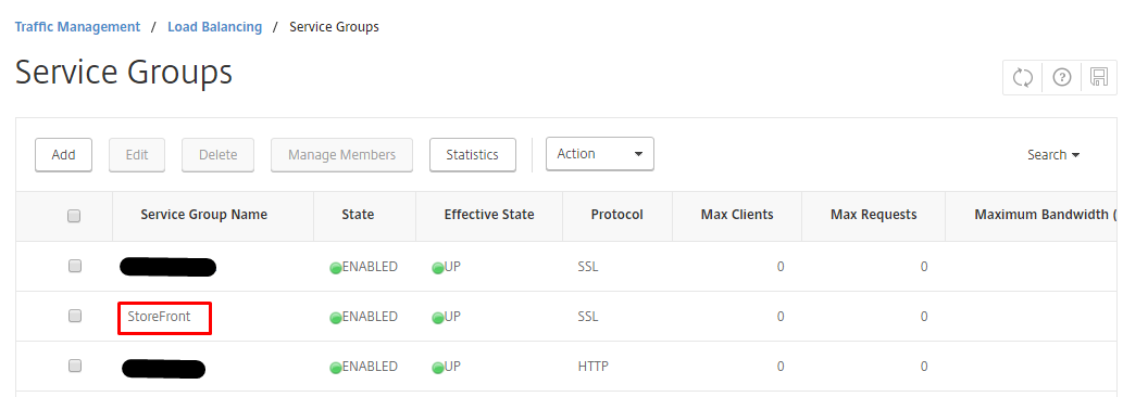 SSL connection from NetScaler to IIS back-end breaks
